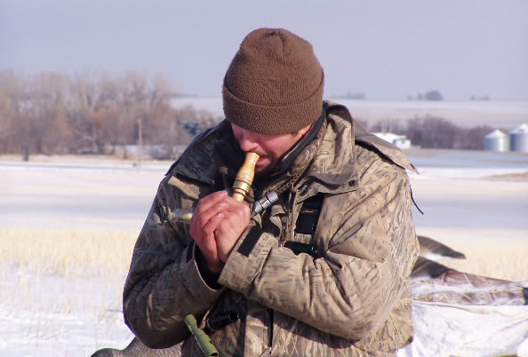 Tuning a Goose Call